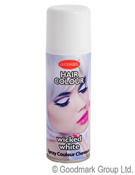 Haarspray 125ml | Wit