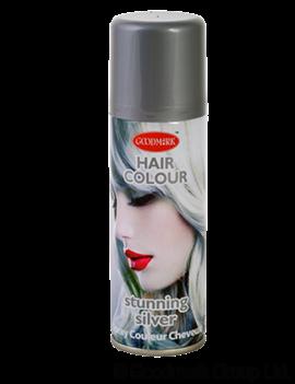 Haarspray 125ml | Zilver