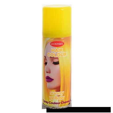 Haarspray 125ml | Geel
