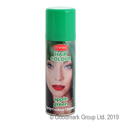 Haarspray 125ml | Groen