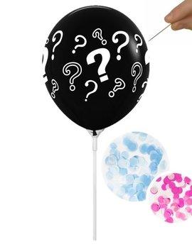 Prik It Ballon | Gender Reveal | Jongen/Meisje