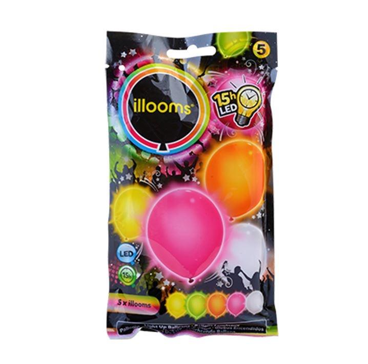 Ballonnen Neon LED Licht   Illooms