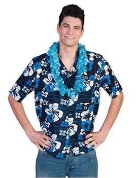 Hawaiihemd Blauw | Kostuum