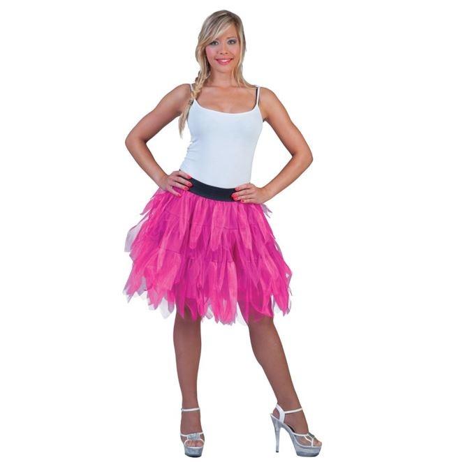 Petticoat / Tutu | Fluo Roze