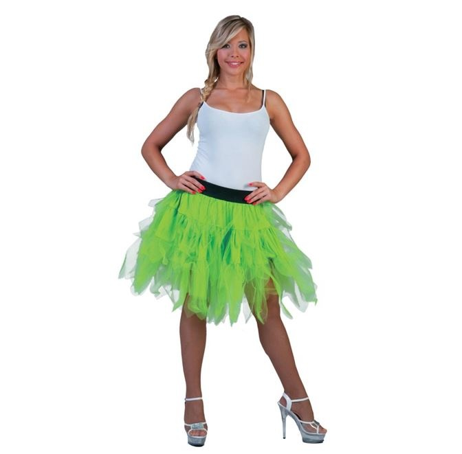 Petticoat / Tutu | Fluo Groen