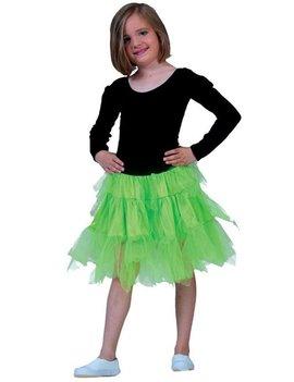 Petticoat / Tutu | Fluo Groen | Kids