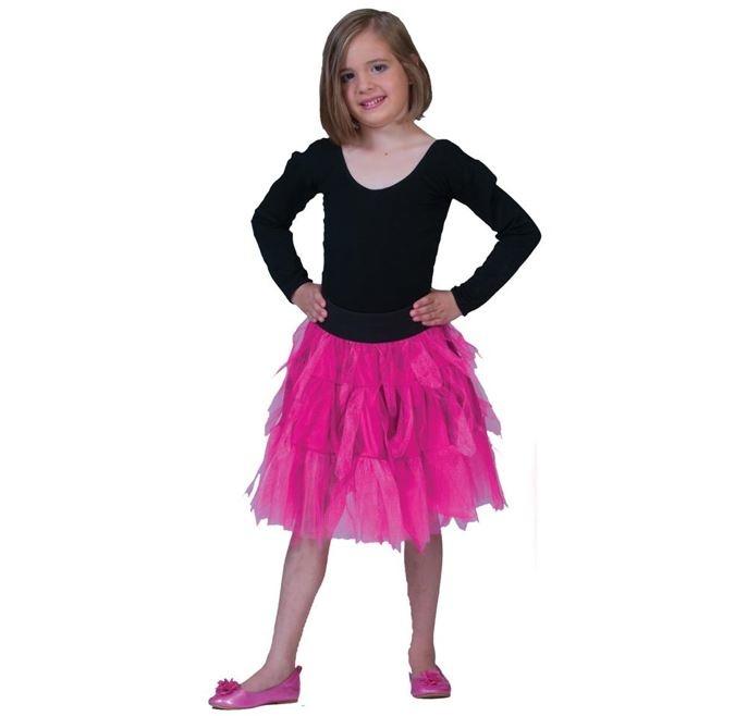 Petticoat / Tutu | Fluo Roze | Kids