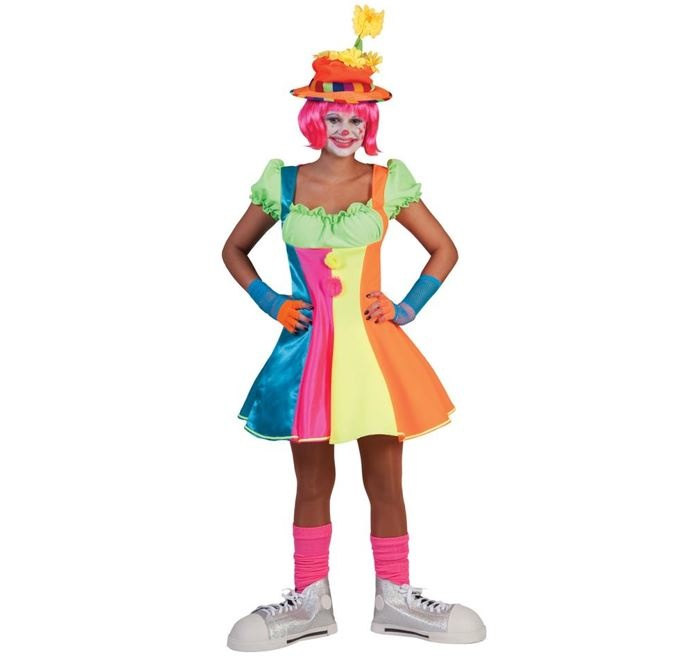 Clown Silly Billy | Dameskostuum
