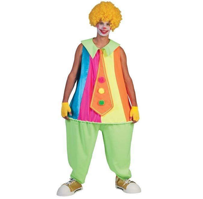 Clown Silly Billy | Herenkostuum