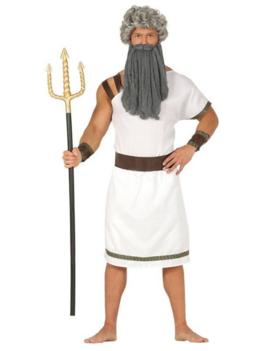 Zeus Zee koning |Herenkostuum