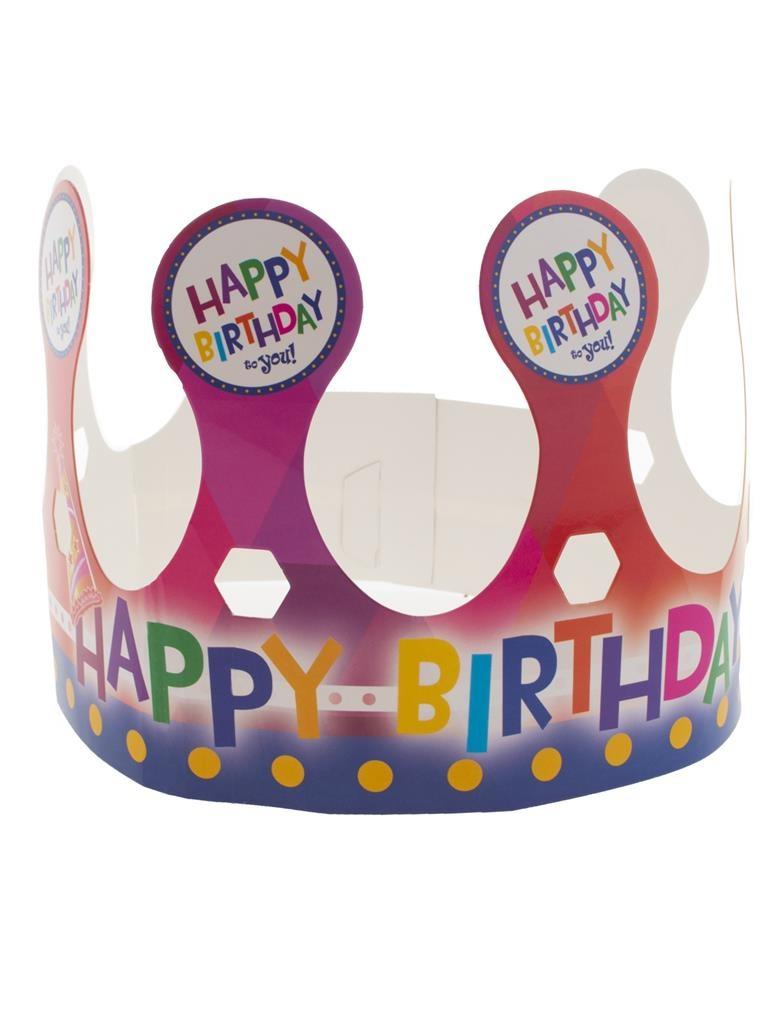 Kroon Happy Birthday | Karton