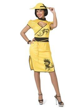 Chinese Ling Lady | Dameskostuum