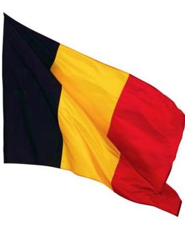 Vlag België | Belgische Kleuren | 90cm x 150cm