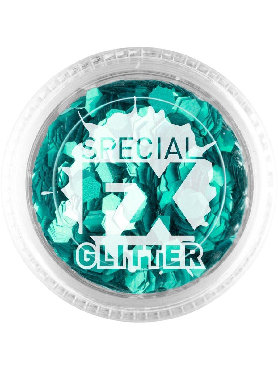 Losse Glitters | Aqua | Special FX