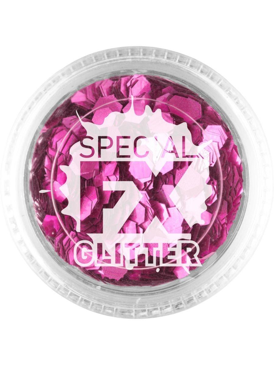 Losse Glitters   Roze   Special FX