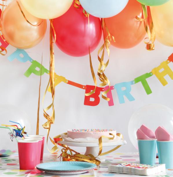 Tips voor de leukste feestdecoraties!