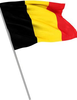 Vlag België | Belgische Kleuren | 100cm x 150cm