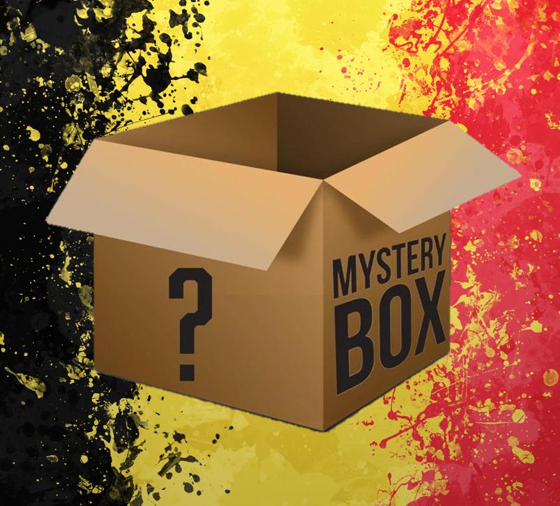 Mystery Box | EK België | 4 Personen