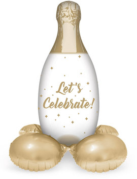 Folieballon Let's Celebrate | Met Standaard