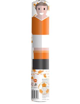 Party Popper Oranje | Voetbal