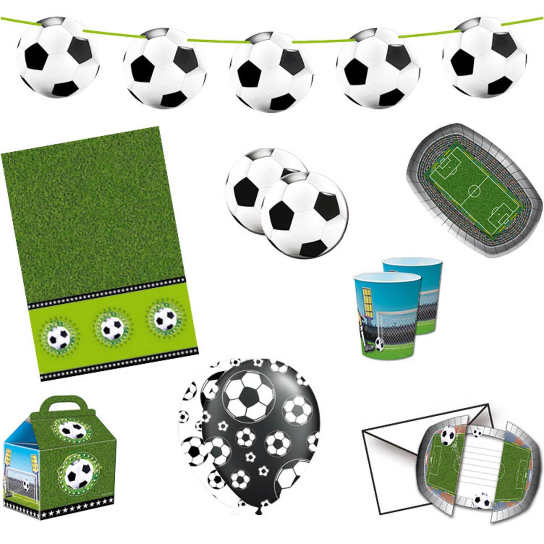 Partyset Voetbal | Feestpakket