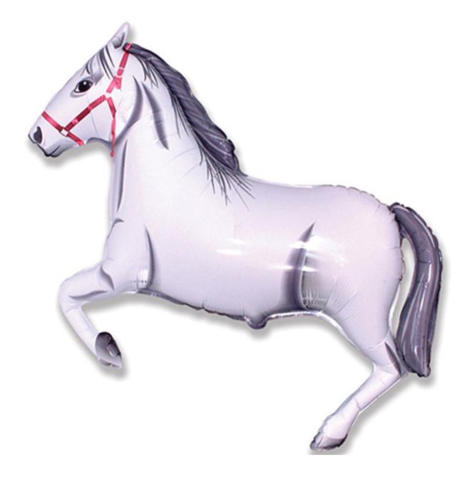 Paard Folieballon | 81cm