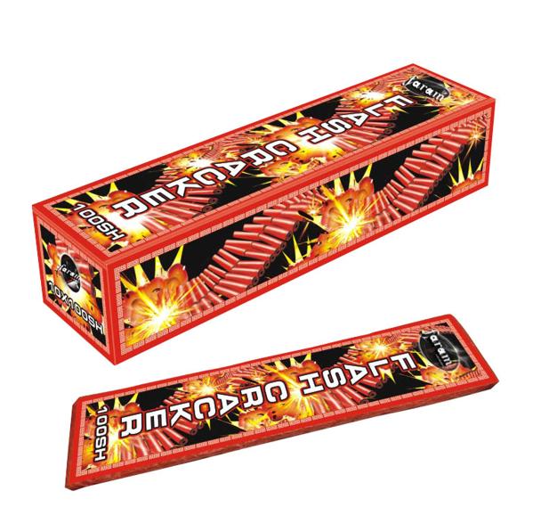 Flash Cracker 100 Shots   Knalmat