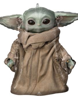 Star Wars Yoda Child Folieballon | 66cm
