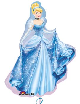 Cinderella Disney Folieballon   84cm
