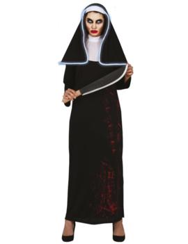 Scary Non Kostuum + Led Verlichting | Halloween