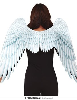 Engelen Vleugels 105cm x 45cm | Wit
