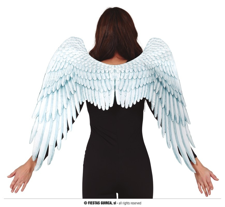 Engelen Vleugels 105cm x 45cm   Wit