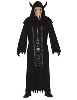 Satan Kostuum + Masker| Halloweenkostuum