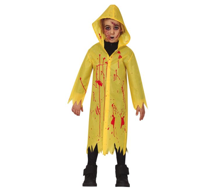 Georgie IT Kostuum Regenjas | Kinderkostuum