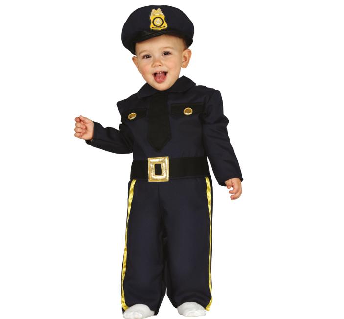 Politie Denver Peuter/Baby | Kinderkostuum