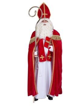 Sinterklaaskostuum 5 Delig   One Size