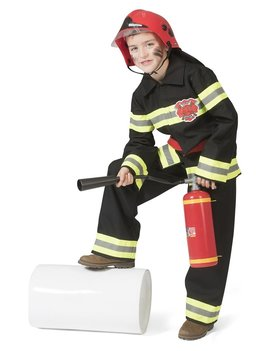 Brandweerman Fred | Kinderkostuum