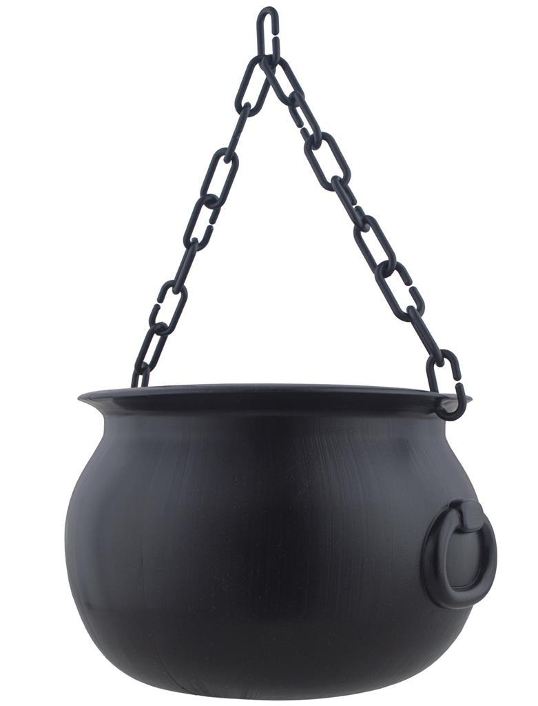 Heksenketel Zwart   25cm