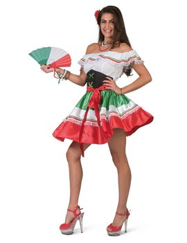 Mexicaanse Maria   Dameskostuum