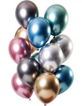 Reflex Ballonnen Assortiment | 12 Stuks