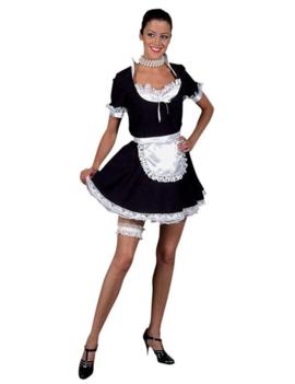 Sexy Dienstmeisje | Serveuse |Dameskostuum
