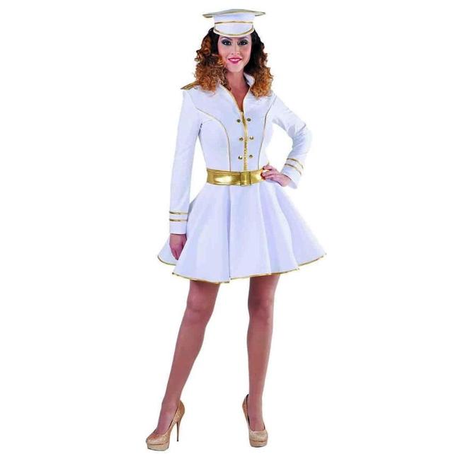 Kapiteinsvrouw | Matroos | Dameskostuum