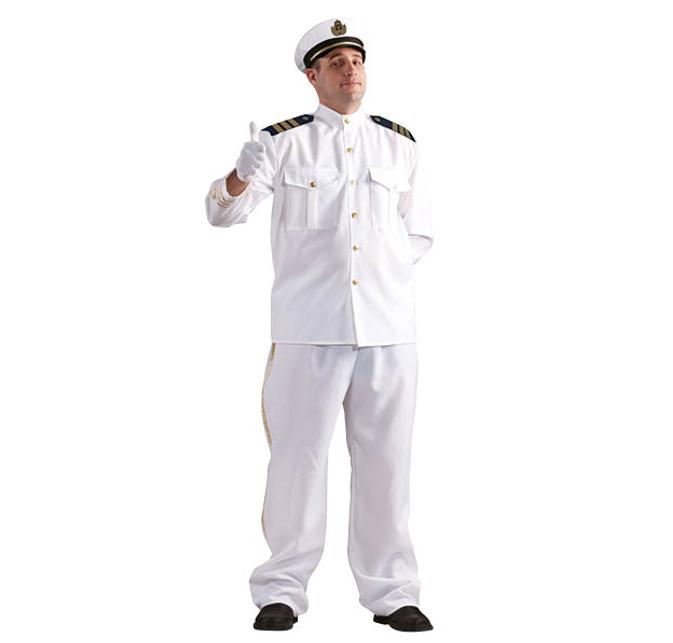 Kapitein Kostuum   Herenkostuum