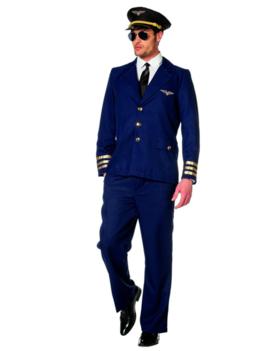 Piloot Kostuum | Herenkostuum