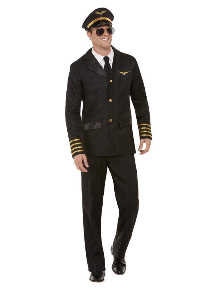 Piloot Fred | Herenkostuum