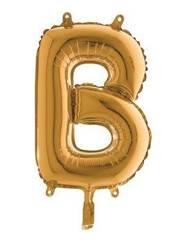Folieballon Mini  l 36cm  Letter B