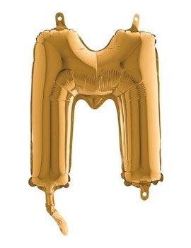 Folieballon Mini  l 36cm  Letter M