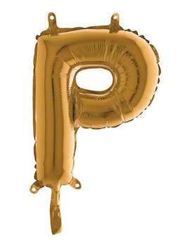 Folieballon Mini  l 36cm  Letter P