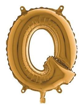 Folieballon Mini  l 36cm  Letter Q