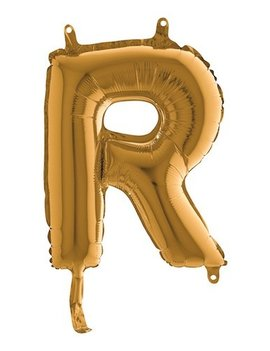 Folieballon Mini  l 36cm  Letter R